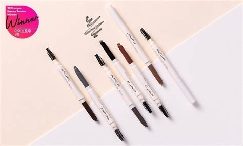 Harga Innisfree Eco Eyebrow Pencil innisfree auto eyebrow pencil korean cosmetic malaysia
