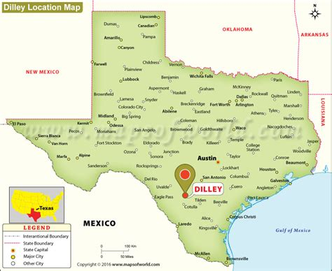 where is dilley texas on the map where is dilley located in texas usa