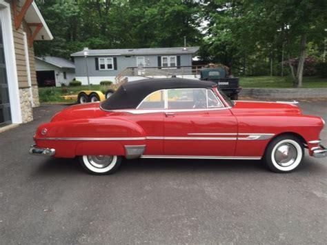 Craigslist Pontiac Il by 1952 Pontiac Convertible For Sale Autos Post