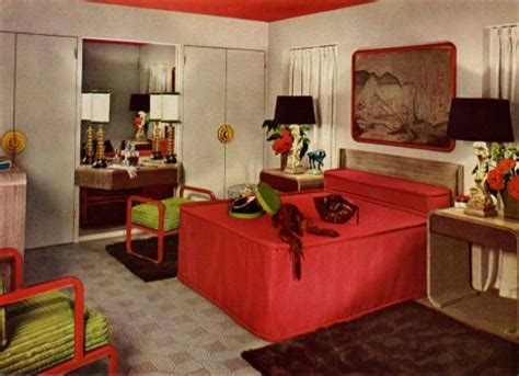 1940s decorating style retro renovation
