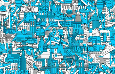 pattern energy usa nike pattern on behance