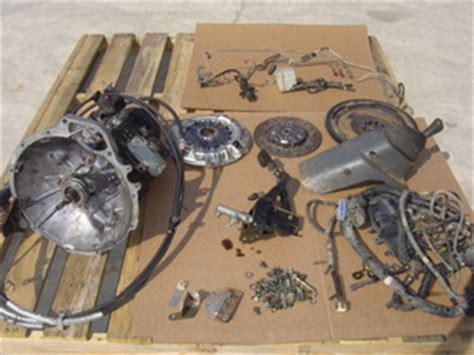 Gmc W3500 W4500 W5500 Transmission Manual Standard Npr 5