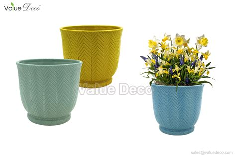 Ceramic Flower Pots Portfolio Categories Dolomite