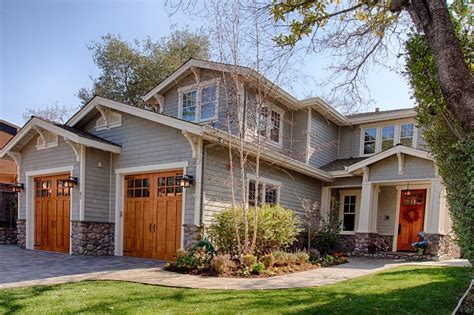 zillow home design style quiz craftsman garage with travertine floors by seaborn
