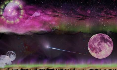 mystical images mystical moon wallpapers photo 16714819 fanpop