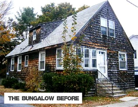 make my home a craftsman style bungalow makeover in maine by sopo cottage
