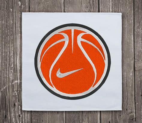 embroidery design nike ball basketball nike embroidery design