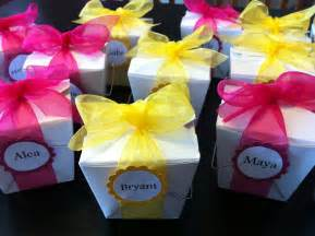 party favor ideas for adults picnic party 1st birthday party favors