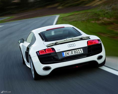 Audi R8 Bilder by Audi R8 Bilder Fotos Vom Mittelmotor Sportwagen R8 Mit