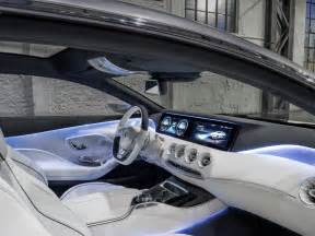 mercedes s class coupe concept wg interior