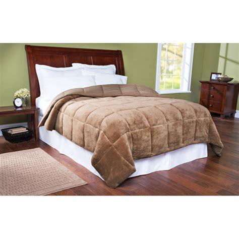 mainstay comforter mainstays microfiber comforter acorn walmart com