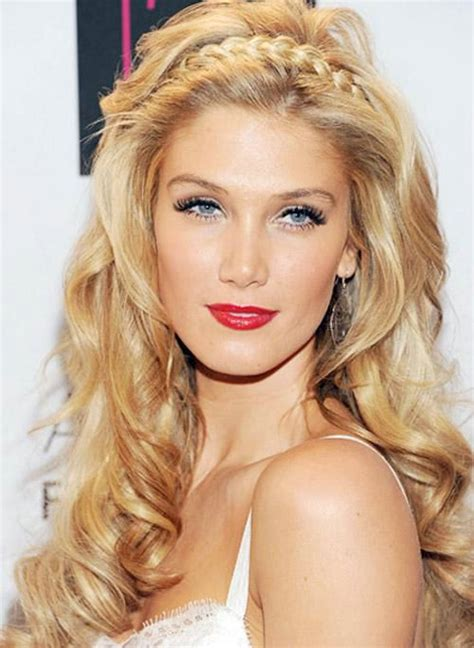 blonde hairstyles for long faces beautiful hairstyles for oval faces women s fave hairstyles