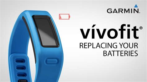reset my vivofit garmin v 237 vofit replacing your battery youtube