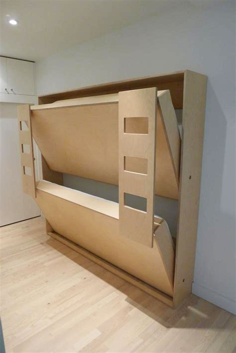 Folding Bed Designs Cool Murphy Bunk Beds Idesignarch Interior Design Architecture Interior Decorating Emagazine