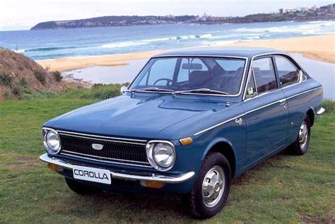 1970 Toyota Corolla 1970 Toyota Corolla Sprinter Vintage Car Publicity