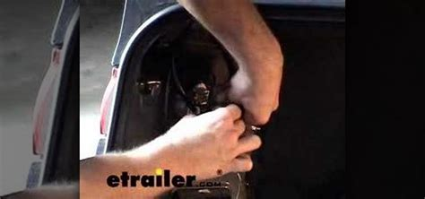 how to install trailer lights how to install toyota trailer harness 2013 tacoma html