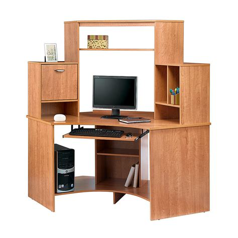 Magellan Collection Corner Desk Realspace Magellan Collection Corner From Office Depot