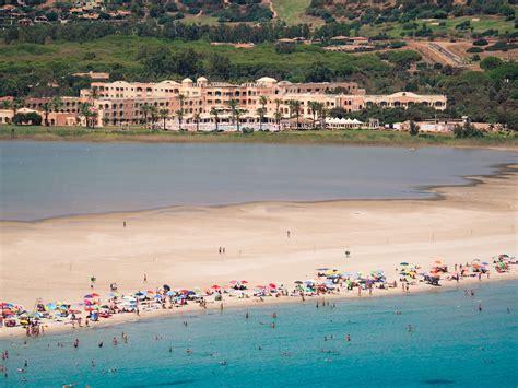 porto giunco spiaggia spiaggia di porto giunco un angolo di caraibi in sardegna