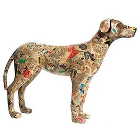 Papier Mache Animals For Decoupage - decoupage 350 paper mache animals exle