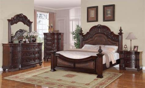 samuel lawrence bedroom furniture samuel lawrence baronet poster bedroom set 8366 250