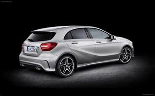 2013 Mercedes Class Mercedes A Class 2013 Widescreen Car Photo 05
