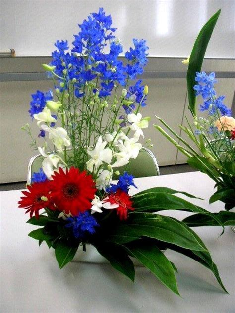 types of flower arrangements there are various types of asymmetrical arrangements