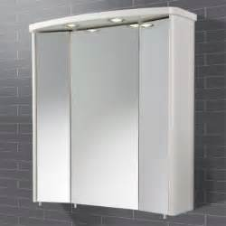 Mirrored Bathroom Cabinet With Lights Bathroom Mirror Cabinets With Lights Bloggerluv