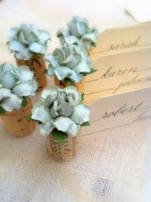 1000 ideas about cork place cards on place cards place holder and place card holders