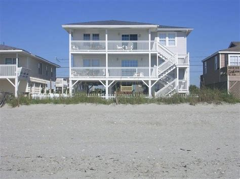 oceanfront pet friendly house cherry grove myrtle