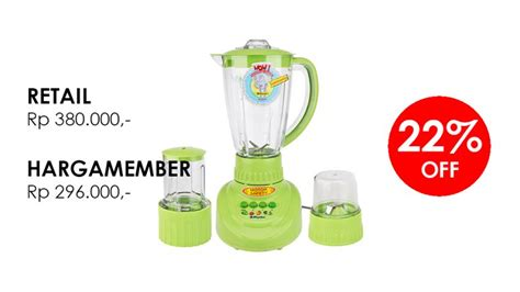 Promo Cooper Daging Miyako Berkualitas miyako blender big cup bl 152gf hargamember