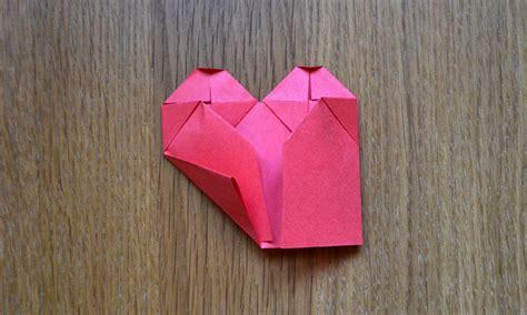 paso a paso maqueta corazon andac 161 regala amor descubre c 243 mo hacer un coraz 243 n de papel con