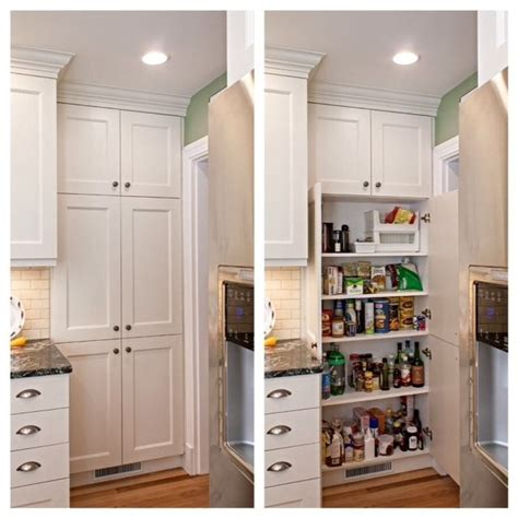 shallow kitchen pantry cabinet 30 best images about kaila s shallow cabinet on
