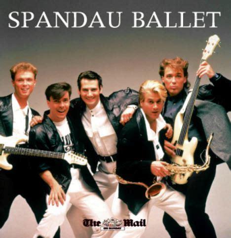 best of spandau ballet pin cover copertina spandau ballet the best of back on