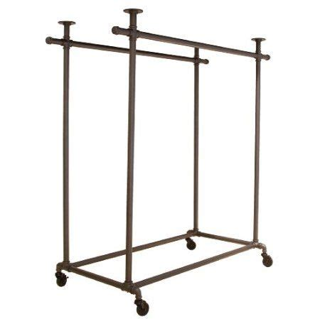 Commercial Rolling Clothes Rack by Pin By Melanie Hays On Pipe Racks