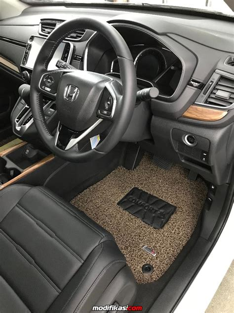 Karpet Comfort Crv Turbo nano ceramic coating all new crv turbo harmoni jakarta pusat