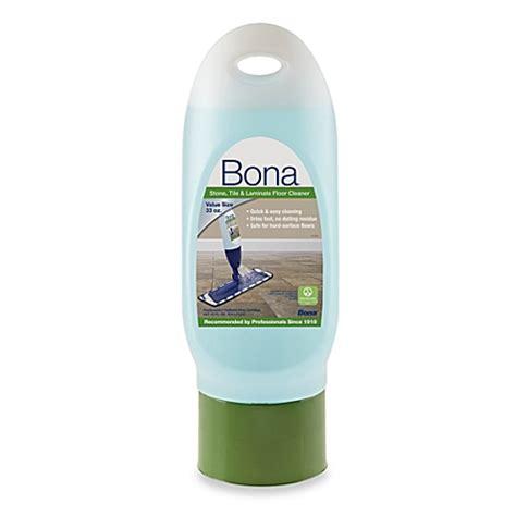 bona 174 33 ounce stone tile laminate floor cleaner refill