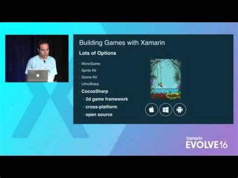 xamarin cocossharp tutorial gone bananas 2 xamarin forums