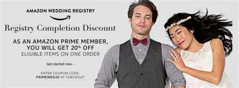 Wedding Registry Discount by Wedding Registry 20 Completion