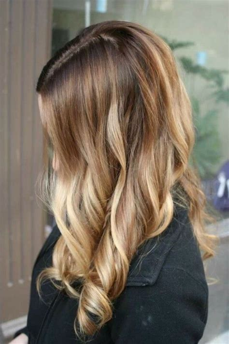 is ombre considered a partial foil 36 blonde balayage hair color ideas with caramel honey