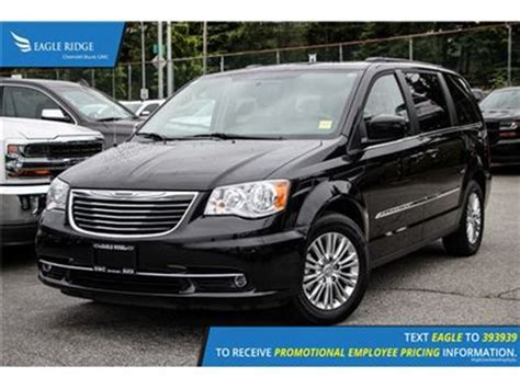 chrysler town and country l 2015 chrysler town and country touring l coquitlam