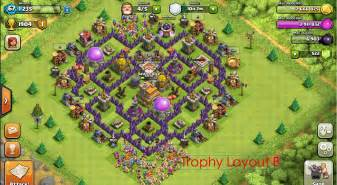 Base war quot the mantis quot base coc th 7 terbaik terkuat