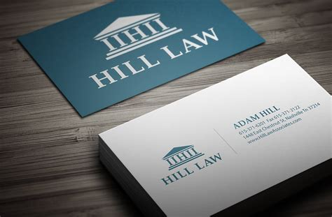 Firm Business Cards