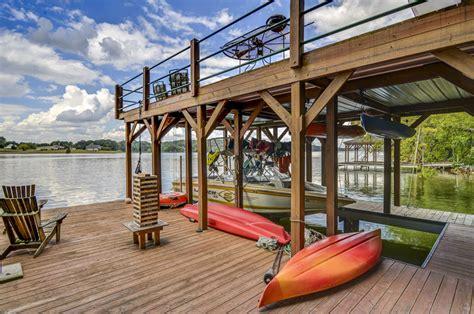boat dock nashville dock builders on norris lake