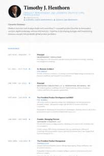 sle principal resume real cv exles resume sles visual cv free sles