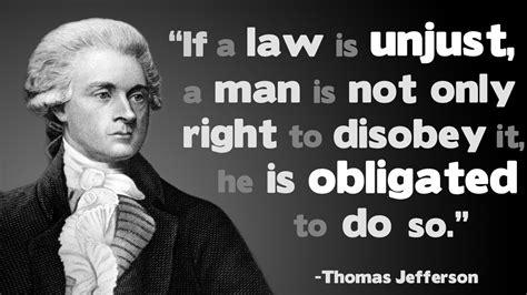 quotes jefferson quot if is unjust quot jefferson live by quotes