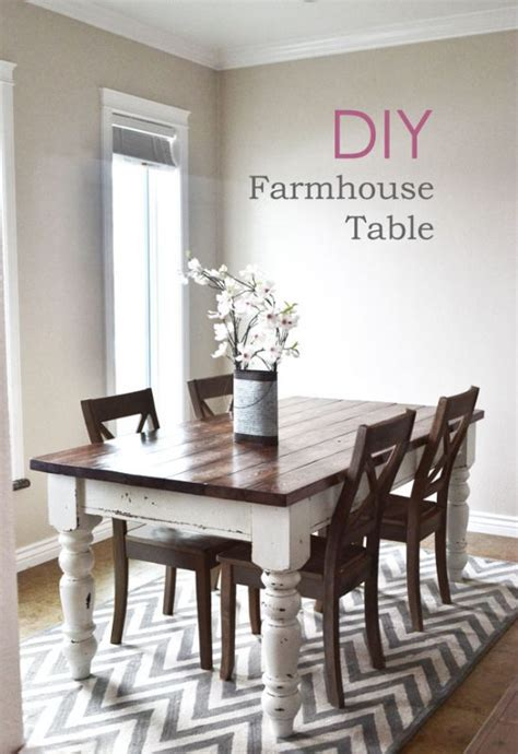 dining room table plans 40 diy farmhouse table plans ideas for your dining room