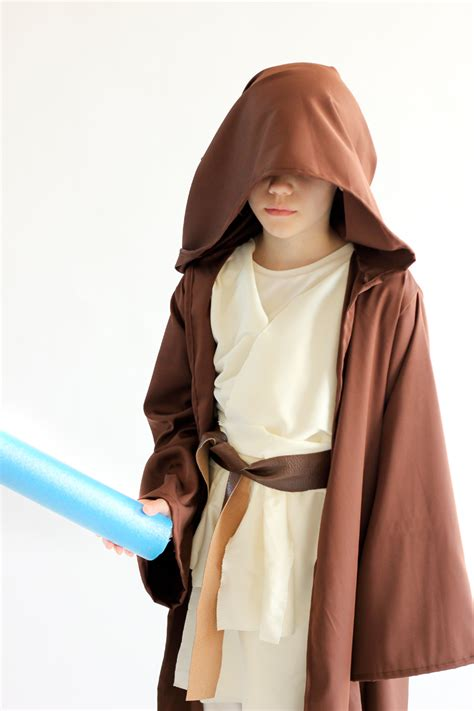 Tutorial Jedi Costume | star wars obi wan costume tutorial
