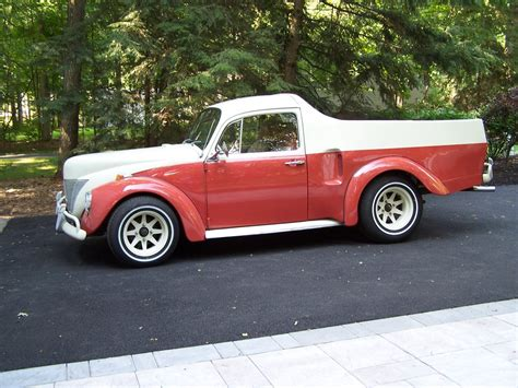Volkswagen Kit Car by Beetle Truck 1969 Volkswagen Kit Car