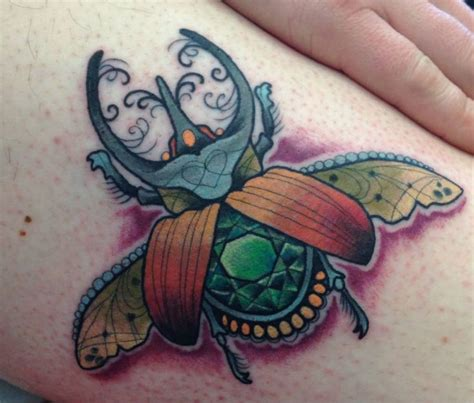 172 best images about 1 tattoo beetle on pinterest