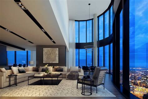appartments in australia the penthouse living area in australia 108 abc news
